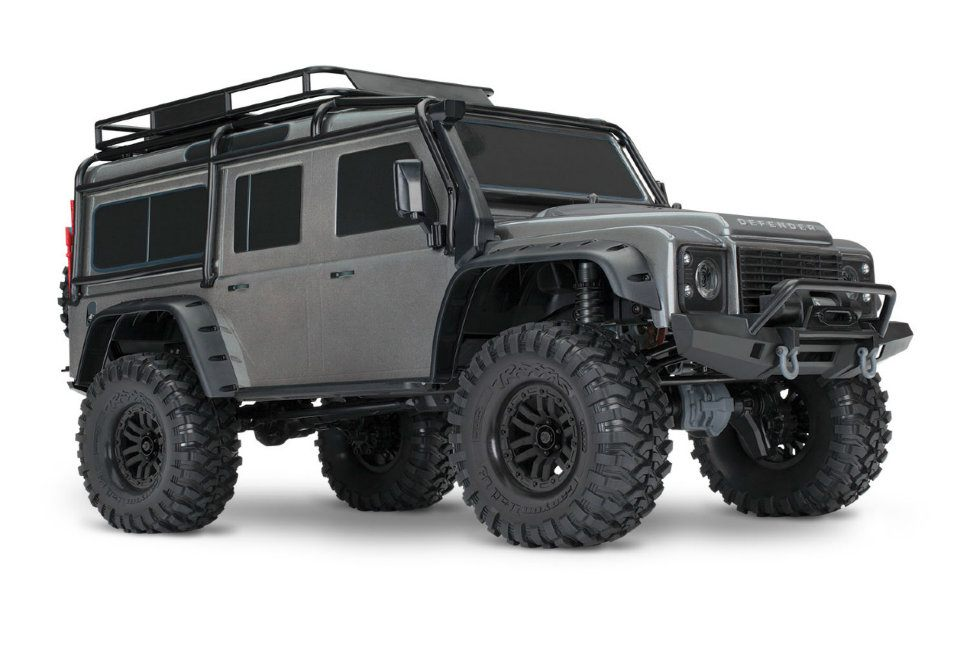 TRX-4 1:10 Land Rover 4WD Scale and Trail Crawler