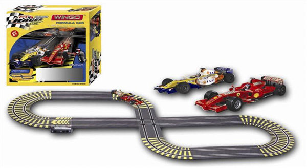 Автотрек Wineya Slot Racing track 1:43 - W16911N